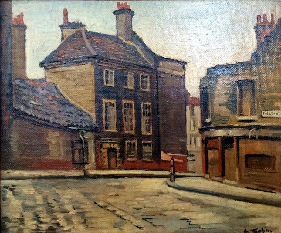Whitechapel foundry east